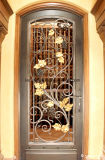 Конструкция двери утюга типа винного погреб погреба одиночная для дома