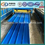 高品質の上塗を施してある波形の鋼板を着色しなさい