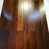 Revêtement de sol en bois de chêne noyer noir / Revêtement de sol en chêne avec qualité CD