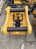油圧速いカプラーの掘削機の部品