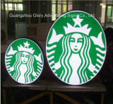 Publicidade LED Coffee Signage / LED Coffee Shop Sign Board