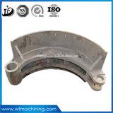 Ferro cinzento do OEM/carcaça de válvulas do ferro/corpos Ductile que moldam pelo ferro de molde