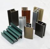 Aluminiun Windows e Doors Profile Powder Coating, Thermal Break, Anodizing, Silver Polishing, Golden Polishing
