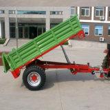 0.5t 1t 1.5t 2t. 3t 5t de Aanhangwagen van het Landbouwbedrijf