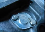 Cummins refrigerador de aceite (3053393) para la pieza del motor CCEC