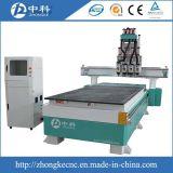 Drei Kopf-einfache ATC CNC-Fräser-Maschine