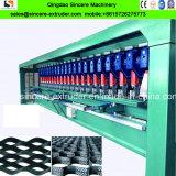 HDPE Geocell Blatt-einzelne Schrauben-Plastikextruder-Produktions-Strangpresßling-Zeile