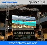 Visualización de LED de alquiler de interior del Aplicar-Aluminio para la etapa (P3mm, P4mm, P5mm, P6mm)