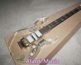 Afanti音楽/アクリルLED Jemのエレキギター(AAG-055)