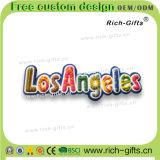 Cadeaux Etats-Unis (RC-US) de promotion de PVC des aimants 3D de réfrigérateur de souvenir