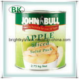 통조림으로 만들어진 Applees 본래 과일 통조림