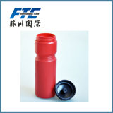 Botella plástica de encargo para la venta al por mayor de la botella de agua de los deportes