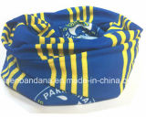 Custom Made Logo imprimé promotionnel en polyester microfibre multifonctionnel Seamless Sports Neck Buff Headband
