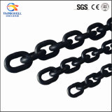 G80 que levanta/encadenamiento de conexión del acero del hierro de la pesca/del acero de aleación