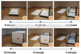 Leichtes Sandwich-Panel-Behälter-Haus Villadom Plm-397