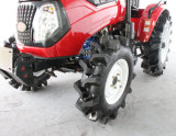 벼 바퀴와 고품질을%s 가진 최신 판매 55HP 트랙터