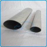 Pipes ovales elliptiques d'acier inoxydable pour des meubles