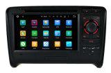 """Hla 7 """" GPSの運行Bluetoothのラジオが付いているAudi TT Mk2の2DIN Android4.4.4車のDVDプレイヤー"""