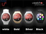 Montre intelligente de WiFi rond de Smartwatch avec IR NFC à télécommande