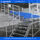 HDG 건축재료 강철 유형 Ringlock 유형 시스템 비계