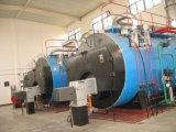 効率オイルのガス燃焼の蒸気ボイラ(WNS 0.5-20 T/H)