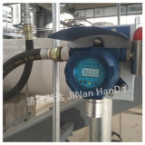 Moniteur fixe de gaz d'alarme de gaz de détecteur de gaz toxique