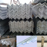 Galvanized d'acciaio Angle Iron con Hole Punched