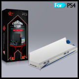 Het Laden van de koelVentilator de Dubbele Tribune van de Post met de Plank van de Schijf voor Sony PS4