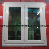 Glazing doble Aluminium Casement Windows/Aluminum Window/Window con AS/NZS2208
