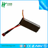 Pack batterie 3s 2500mAh 35c de RC par l'usine de la Chine