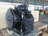 ディーゼルフォークリフトのフォークリフト持ち上がる機械5-10トン