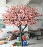 실내 인공적인 벚나무 결혼식 훈장