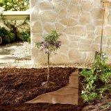 Tela da barreira de Weed da tela da paisagem das esteiras do jardim da alta qualidade