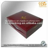 Коробка причудливый модной конструкции кожаный упаковывая