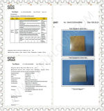Настил технологии 12mm AC3 HDF немецкий Laminate