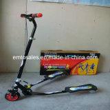 Sapo Professional Scooter Chute, Speeder Scooter com PU Luz Wheel (ET-FGS004)