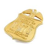 3D Metall Pinのバッジとの多彩で柔らかいEname