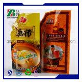 Sacchetto di plastica riutilizzabile del becco dell'alimento per spremuta e gelatina