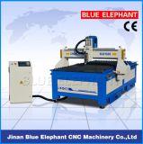 Maquinaria modificada para requisitos particulares Ele1325 del corte del plasma del CNC de la talla, buena calidad