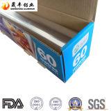 Papel de aluminio de la cocina para el servicio del abastecimiento