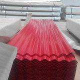 0.13-0.80mm vorgestrichenes galvanisiertes gewölbtes Dach-Stahlblech