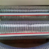 "1-1/2 "" PVC鋼線/吸引または排出のホース"