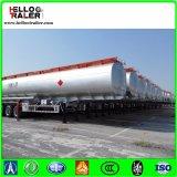 세 배 반 차축 42000L 석유 연료 탱크 트레일러