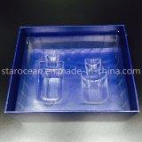 Plastiktellersegment-Haustier-Verpackungskiste für Kosmetik