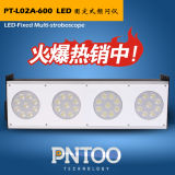 固定LEDのストロボスコープ