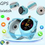 2017 runde Bildschirm-Kinder GPS-Verfolger-Uhr mit Kamera (D14)