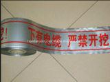High-Density Band van de Waarschuwing van het Polyethyleen de Opspoorbare