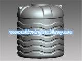3 capas de agua de la máquina de moldear que moldea que sopla del tanque con precio de fábrica