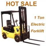倉庫新しい1T 3Mのための電気相殺のフォークリフトのフォークの上昇