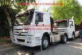 وقود نقل شاحنة شاحنة رأس 6*4